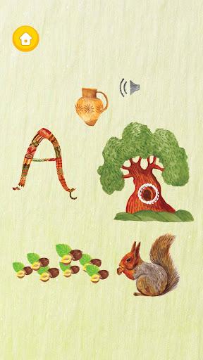 ABCČ lietuviška abėcėlė