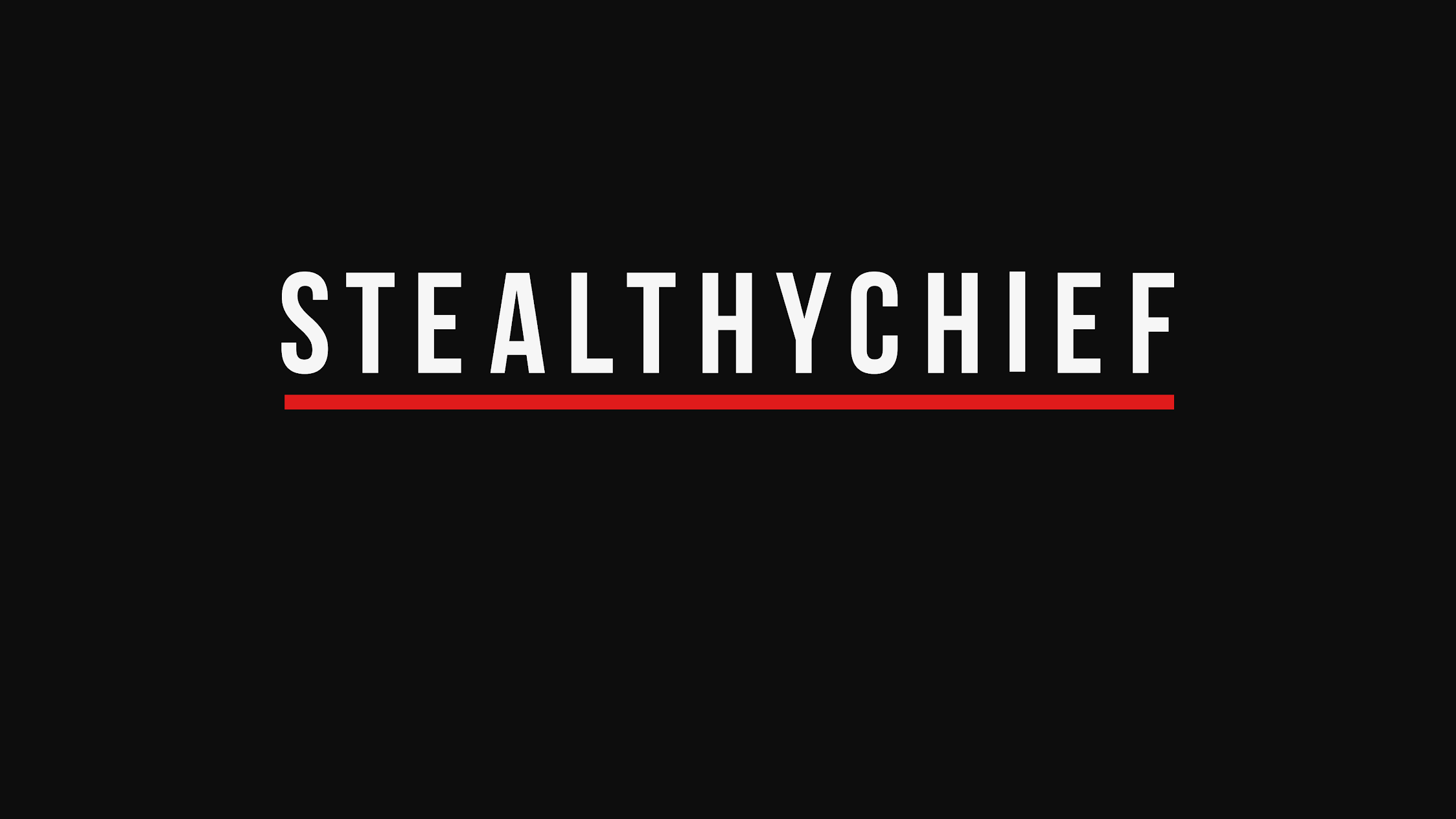 Stealthychief