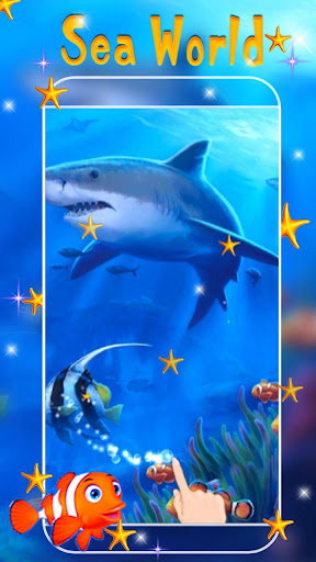 Undersea World Live wallpaper