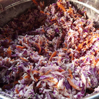 Earthy Coleslaw Recipe