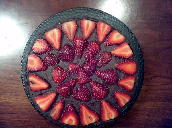 Optional Strawberry Topping