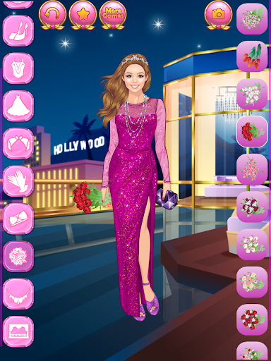 Red Carpet Dress Up Girls Game apktram screenshots 14