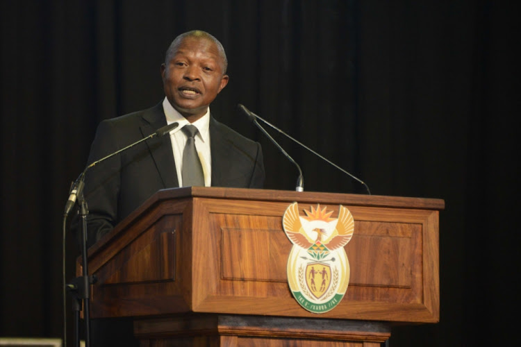 Deputy President David Mabuza disagrees with Stats SA about South Africa entering a technical recession.