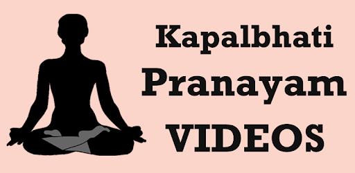Kapalbhati Pranayam Yoga VIDEOs (Stomach Exercise) - Apps on