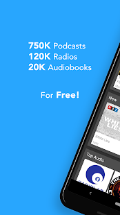 Podcast Addict - Donate Screenshot