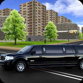 Limousine Car Parking