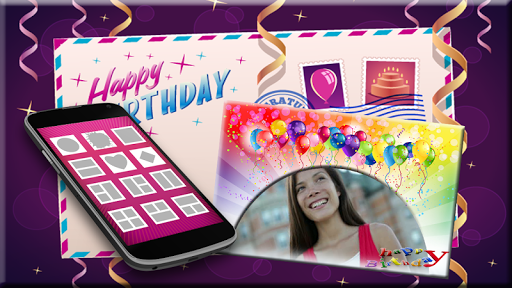Birthday Photo Frames|玩個人化App免費|玩APPs