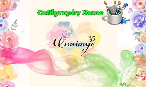 calligraphy pens : caligrafia & logo maker 3.0 screenshots 3