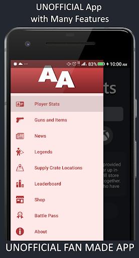 Assistant For Apex Legends 1.16 screenshots 1