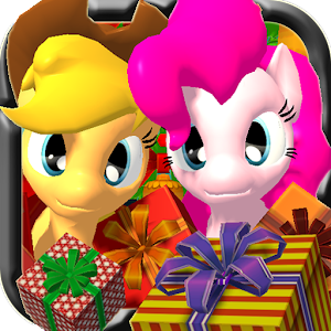 Little Pony Christmas Trips for PC and MAC