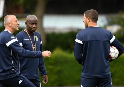 Samba Diawara heureux de son rôle de coach espoirs à Charleroi