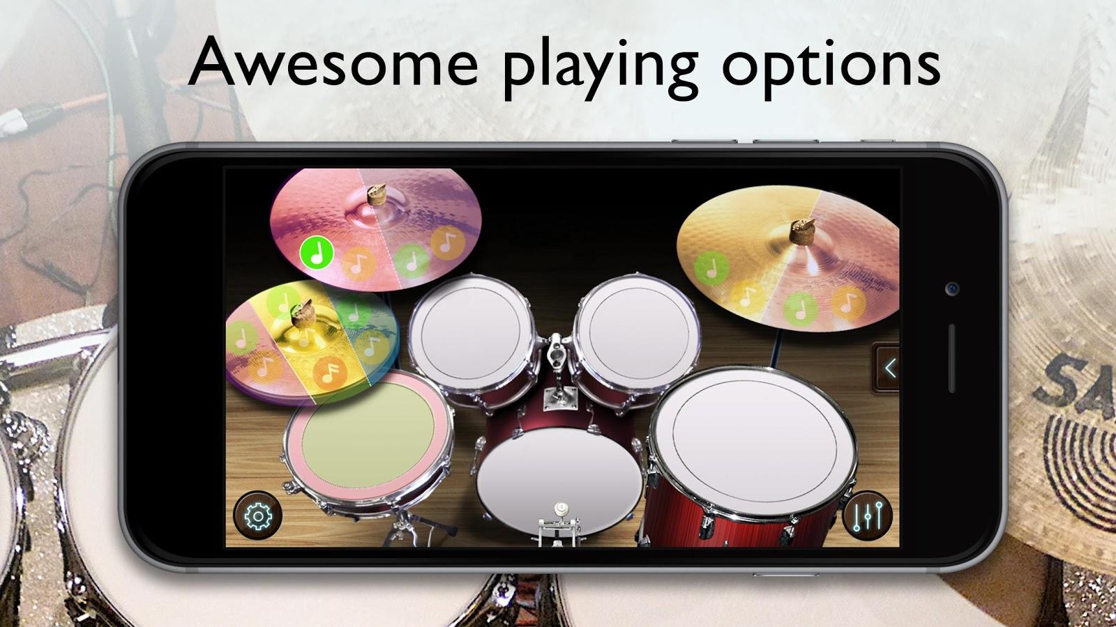 Drum Kit Music App : real drums drum set music games beat maker pad android apps on google play ~ Hamham.info Haus und Dekorationen