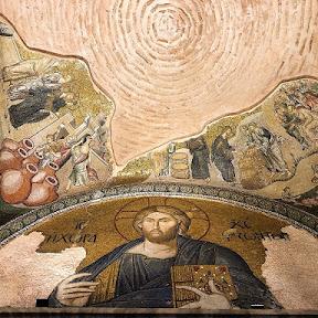 ビザンティン美術の傑作、黄金のモザイク画が残るトルコ・イスタンブールのカーリエ博物館