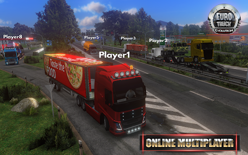 Euro Truck Evolution (Simulator) Screenshot