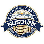 Logo for Nosdunk Brewing