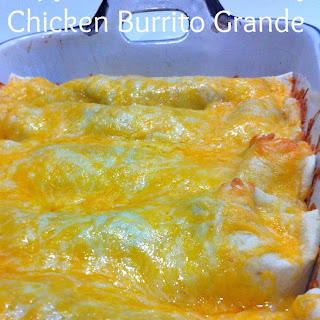 CopyCat Cheesecake Factory Burrito Grande