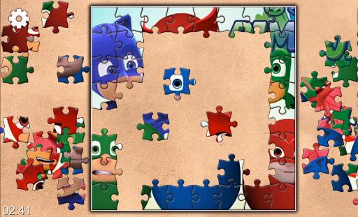 Pj Hero Masks for Kids 1.1.1 screenshots 1