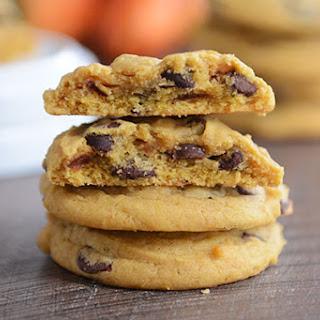 Pumpkin Chocolate Chip Cookies No Eggs Recipes