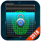 Fingerprint Lock Screen & Weather Clock Prank
