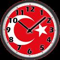 Turkey Clock icon