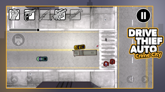 Drive Thief Auto: Crime City imagem 3