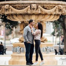 Wedding photographer Gamid Gamidli (hamidlihamid). Photo of 27.04.2018