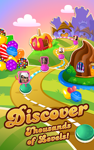 Candy Crush Saga 8