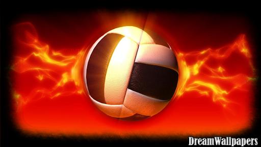 Volleyball Wallpaper screenshot 1 ...