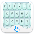 TouchPal Bright Blue Theme vesion 6.20170111165740