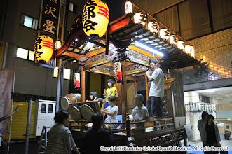 Photo: 【平成23年(2011) 宵々宮】  遅くまで本年最後の稽古が続く。