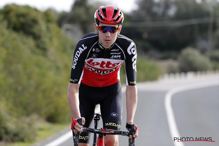 🎥 Belgisch klimtalent van Lotto heeft ook groot hart voor tennis en krijgt hulp om fiets schoon te houden