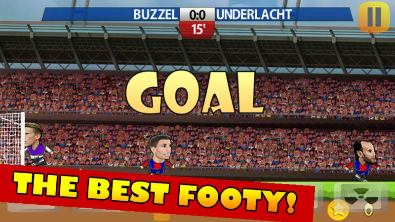 Football Headz Cup - Free!- screenshot