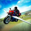 Flying SWAT Police Bike 3D icon