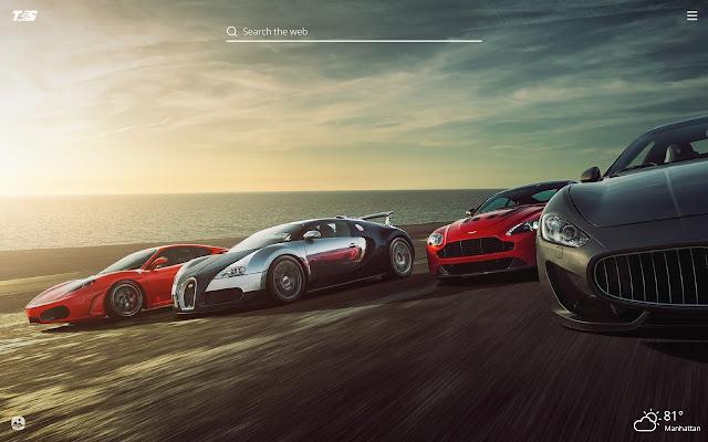 Sports Cars 2019 Hd Wallpaper New Tab Theme