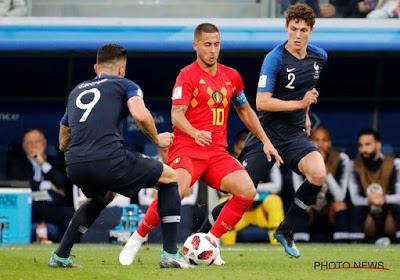 """Zelfs wonderkind Mbappé staat versteld van achtste plaats in Ballon d'Or: """"Hazard heeft dit jaar het meeste indruk gemaakt"""""""