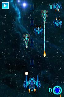 Space Fighter Aircraft screenshot