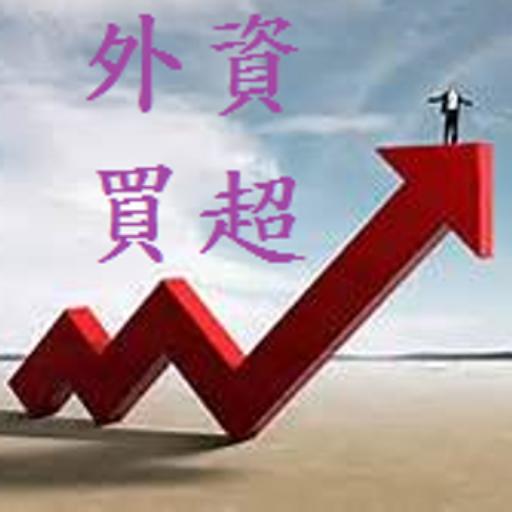 外資買超 商業 App LOGO-APP開箱王