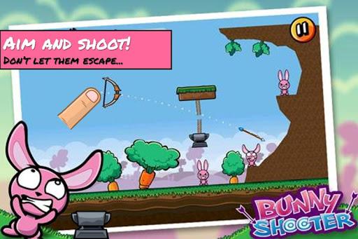 Bunny Shooter Free screenshot 1