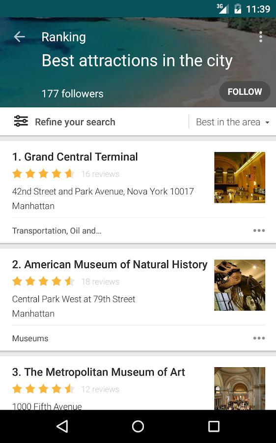 Kekanto:  City Guide- screenshot