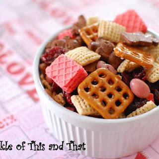 Cupid's Snack Mix