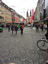 Photo: Domplatz , Würzburg