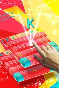 Keyboard for Samsung Galaxy A7 - náhled