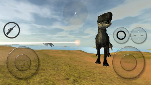 Wild Dinosaur Hunting 3D screenshot 5