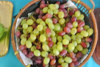 Photo: Raisins sans pépins