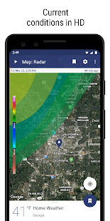 NOAA Weather Radar Live & Alerts APK image thumbnail 2