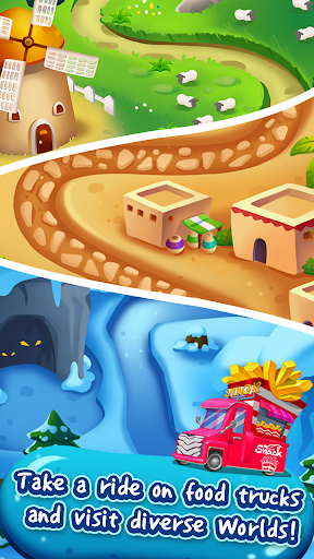 Food Burst: An Exciting Puzzle Game apktram screenshots 6