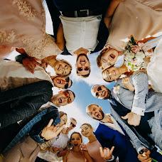 Wedding photographer Aleksey Denisov (chebskater). Photo of 17.07.2018
