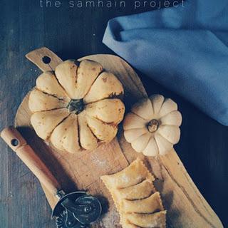 Pumpkin Spice Pumpkin Ravioli