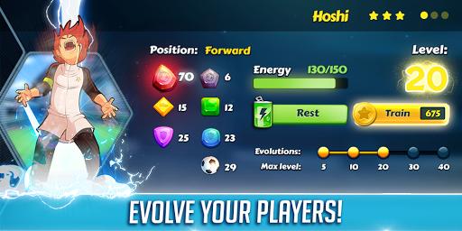Hoshi Eleven - Top Soccer RPG Football Game 2018 1.0.2 screenshots 8