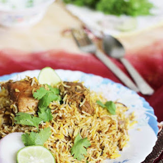 Hyderabadi Chicken Biryani Recipe, How To Make Chicken Biryani